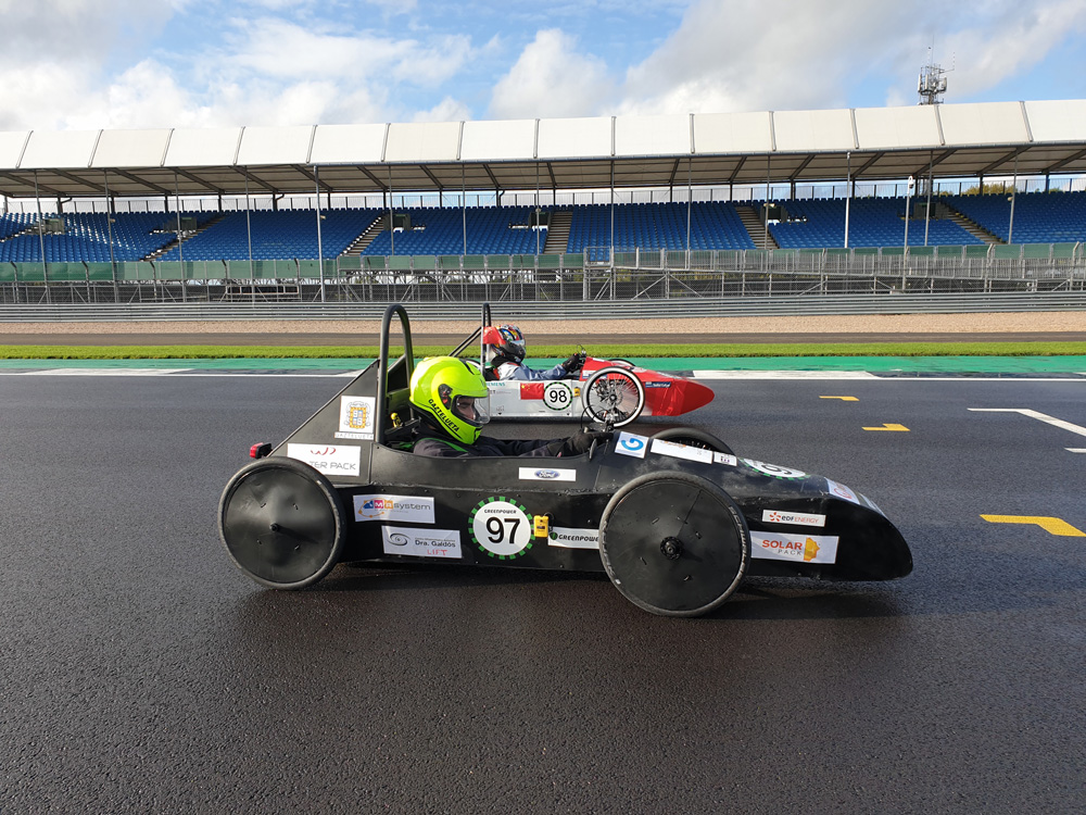 Final Internacional en Silverstone